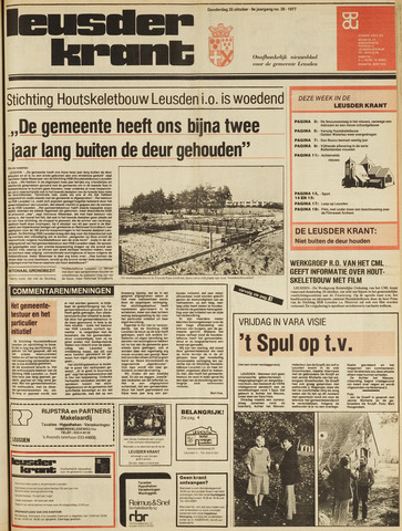 Leusder Krant 1977-10-20