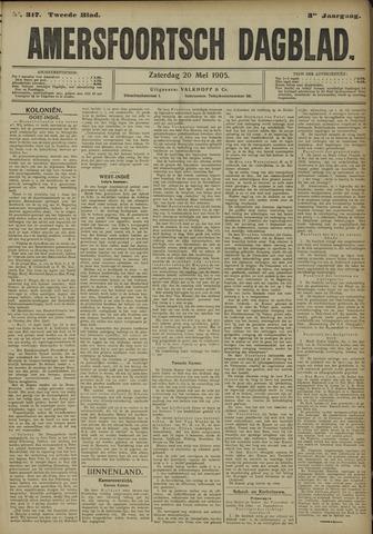 Amersfoortsch Dagblad 1905-05-20