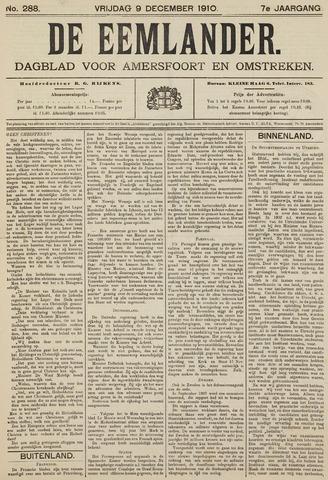 De Eemlander 1910-12-09