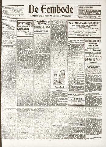 De Eembode 1935-04-02