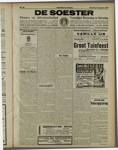De Soester 1931-08-15