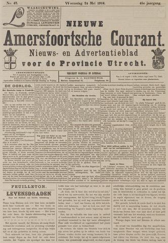 Nieuwe Amersfoortsche Courant 1916-05-24