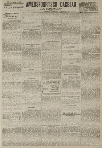 Amersfoortsch Dagblad / De Eemlander 1923-10-12