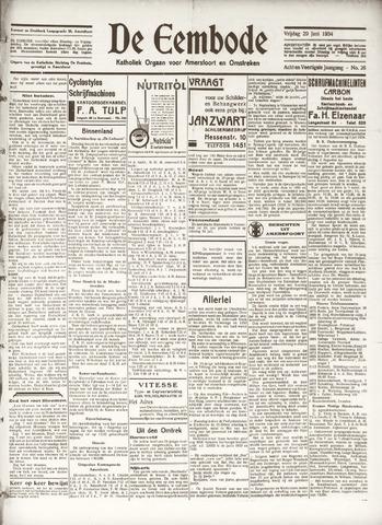 De Eembode 1934-06-29