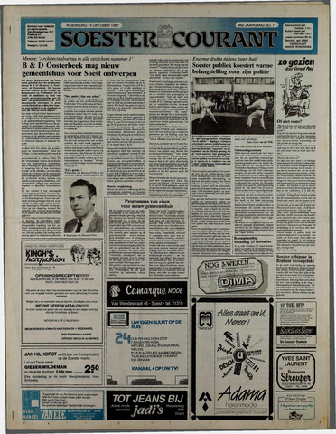 Soester Courant 1987-10-14