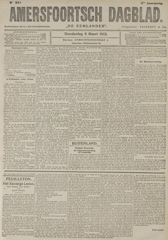 Amersfoortsch Dagblad / De Eemlander 1913-03-06