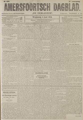 Amersfoortsch Dagblad / De Eemlander 1913-06-04