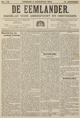 De Eemlander 1910-08-02