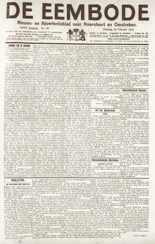 De Eembode 1914-02-24