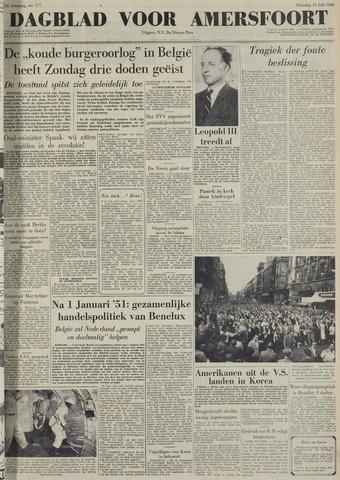 Dagblad voor Amersfoort 1950-07-31