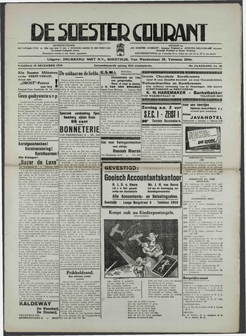 Soester Courant 1939-12-15