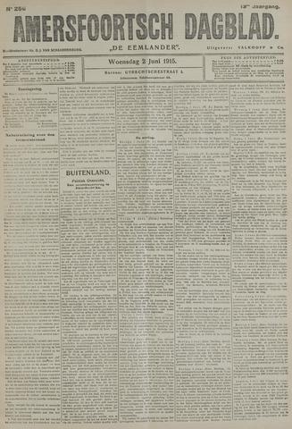 Amersfoortsch Dagblad / De Eemlander 1915-06-02