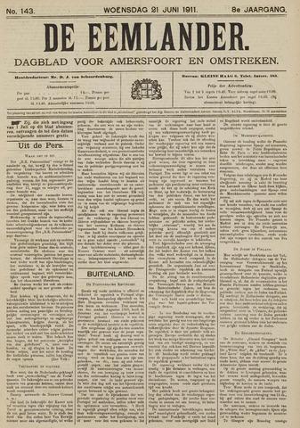 De Eemlander 1911-06-21
