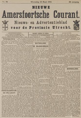 Nieuwe Amersfoortsche Courant 1913-03-12
