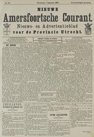 Nieuwe Amersfoortsche Courant 1907-08-07