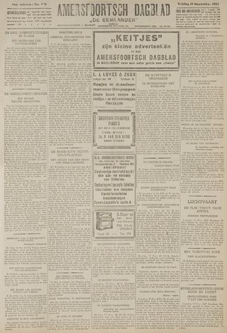 Amersfoortsch Dagblad / De Eemlander 1927-11-18