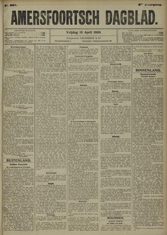 Amersfoortsch Dagblad 1908-04-10