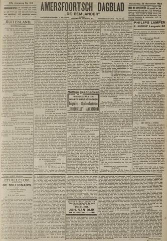 Amersfoortsch Dagblad / De Eemlander 1923-11-22