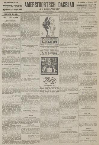 Amersfoortsch Dagblad / De Eemlander 1926-10-13