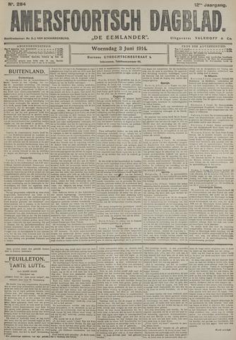 Amersfoortsch Dagblad / De Eemlander 1914-06-03