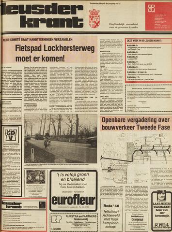 Leusder Krant 1977-04-28