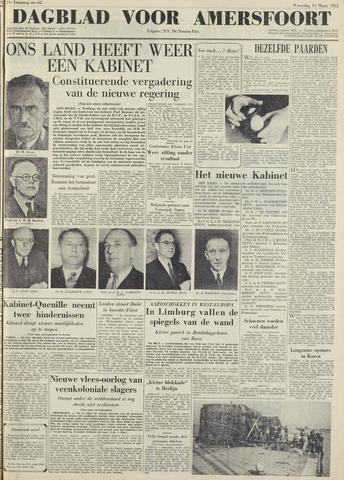 Dagblad voor Amersfoort 1951-03-14