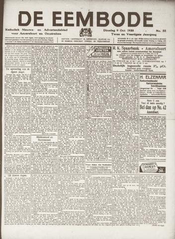 De Eembode 1928-10-09