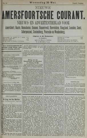 Nieuwe Amersfoortsche Courant 1880-05-26