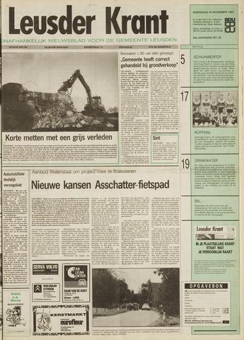 Leusder Krant 1992-11-18