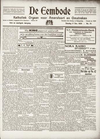 De Eembode 1929-12-17