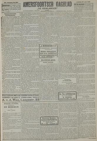Amersfoortsch Dagblad / De Eemlander 1922-06-27