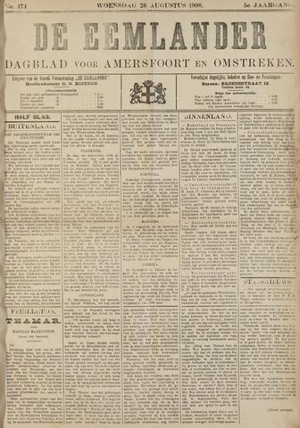De Eemlander 1908-08-26