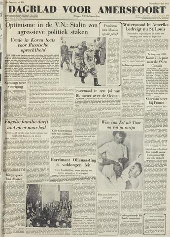 Dagblad voor Amersfoort 1951-07-18