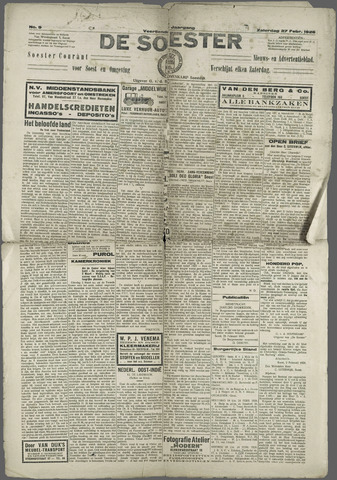 Soester Courant 1926-02-27