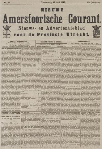 Nieuwe Amersfoortsche Courant 1912-07-17