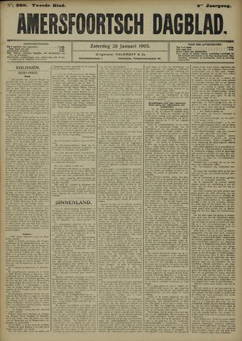 Amersfoortsch Dagblad 1905-01-28