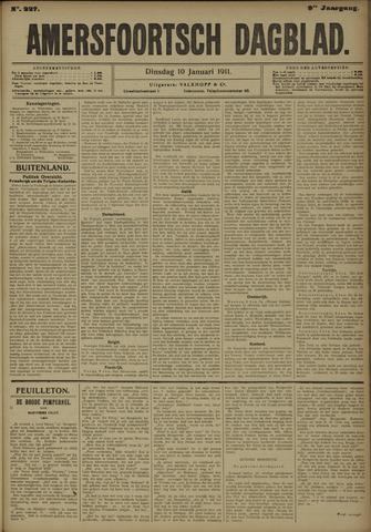 Amersfoortsch Dagblad 1911-01-10