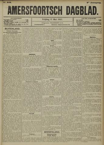 Amersfoortsch Dagblad 1907-05-17