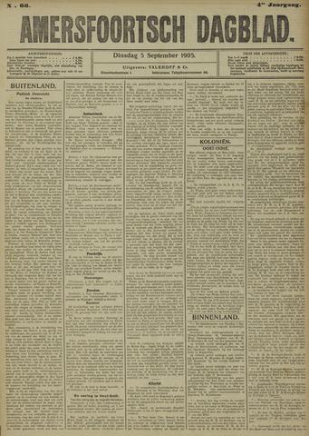 Amersfoortsch Dagblad 1905-09-05