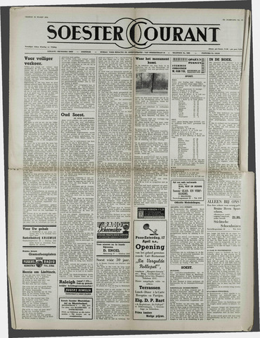 Soester Courant 1954-03-26