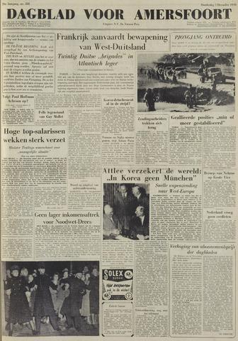 Dagblad voor Amersfoort 1950-12-07