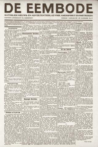 De Eembode 1919-01-07