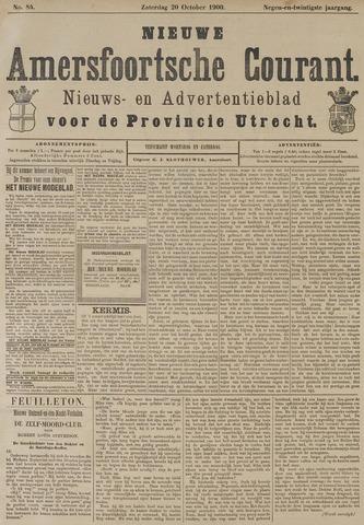 Nieuwe Amersfoortsche Courant 1900-10-20