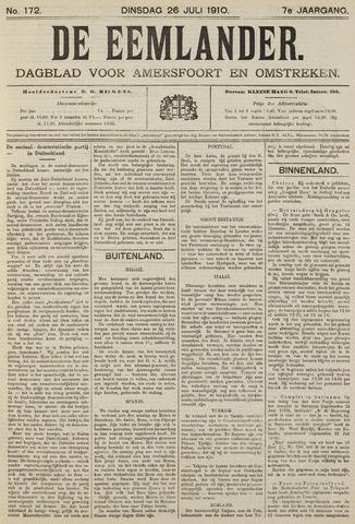 De Eemlander 1910-07-26