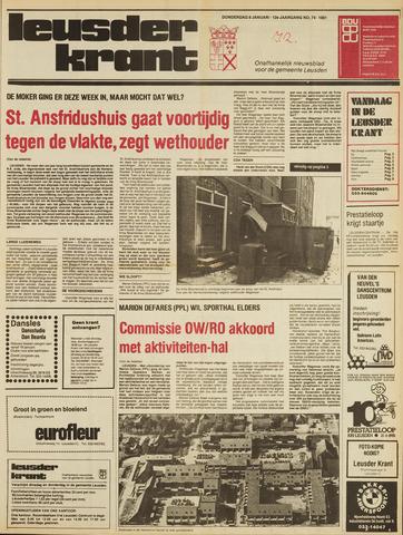 Leusder Krant 1981-01-08