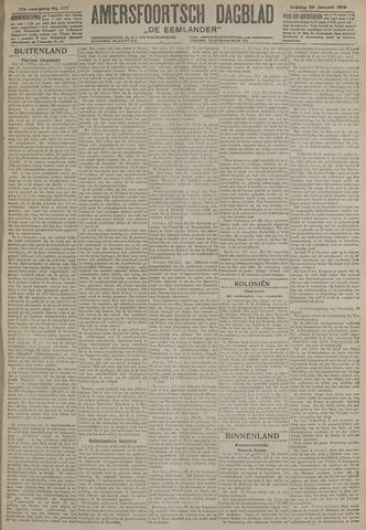 Amersfoortsch Dagblad / De Eemlander 1919-01-24