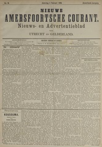 Nieuwe Amersfoortsche Courant 1888-02-04