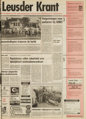 Leusder Krant 1991-10-23