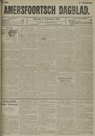 Amersfoortsch Dagblad 1902-09-27
