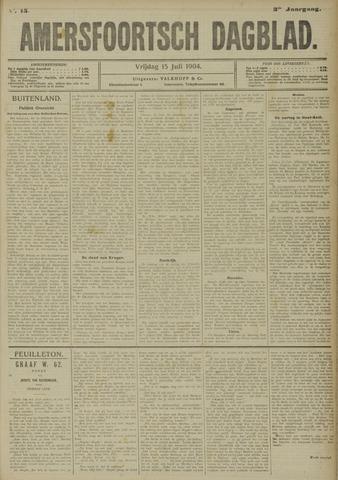 Amersfoortsch Dagblad 1904-07-15